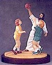 Look at Jesus schooling the kids!